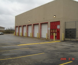 Automotive Center Sublease from Burlington Coat