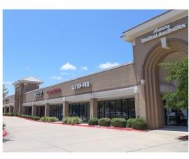 Cypress Bend Shopping Center, Cedar Park