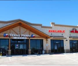 Texas Pawn & Jewelry Plaza, Leander